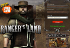 Western Online Game – Rangers Land
